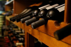 wine fridge storage cost