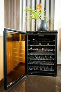 refrigerator for wine