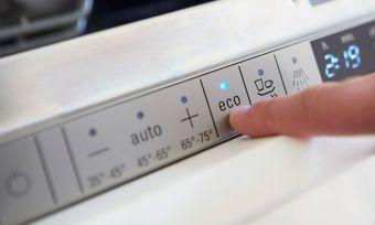 Washing Machine being started on auto