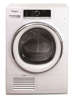 Whirlpool Condenser 6th Sense Dryer 8KG