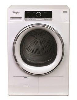 Whirlpool Heat Pump 6th Sense Dryer 8KG