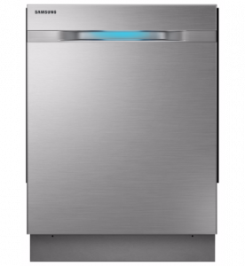 Samsung WaterWall built-under dishwashers