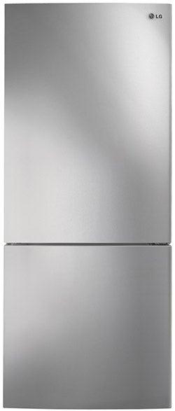 bottom mount fridge lg