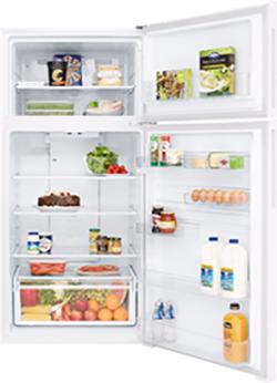 mid sized fridge