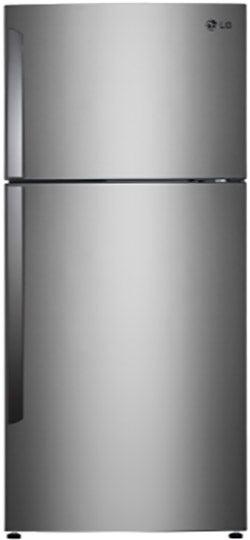 top mount fridge lg