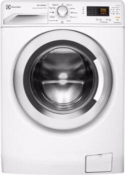 electrolux front loader washing machines