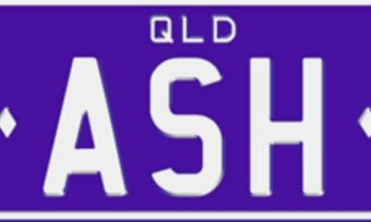 QLD personal number plate