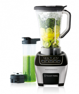 performance blender by russell hobbs