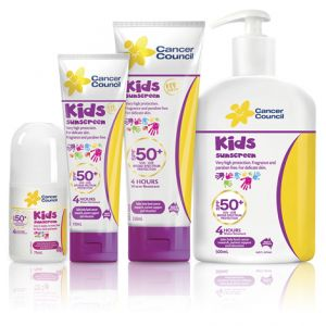 Cancer Council Kids Sunscreen SPF 50+