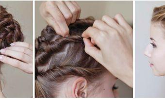 Hair tutorials on Youtube