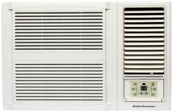 Kelvinator 5.3kW Window Reverse Cycle Air Conditioner