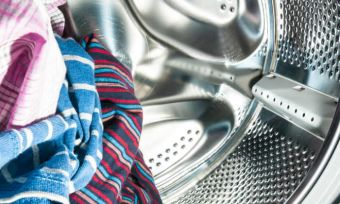 The washing machine that can iron your clothes