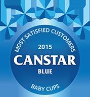 Baby Cups 2015 Award Logo