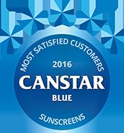 Sunscreens 2016 Award Logo