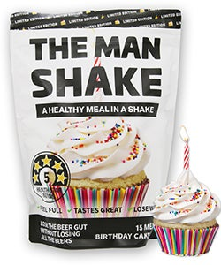 Man shake supply