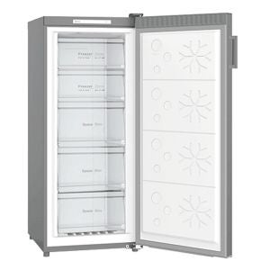 190L Chiq upright freezer