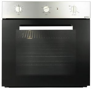 600mm 60cm Emilia Gas Wall Oven