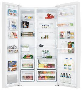 620L Westinghouse side by side fridge