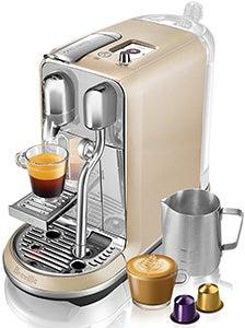 Capsule coffee machines