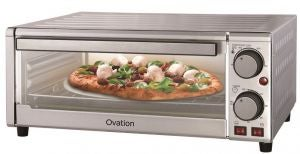 Convection/electric pizza ovens