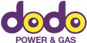 dodo power and gas logo