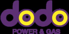 dodo power and gas logo