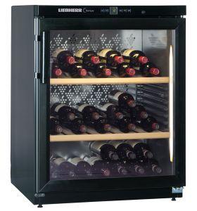 Liebherr barrique wine fridge
