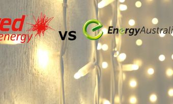 Red Energy vs EnergyAustralia Comparison