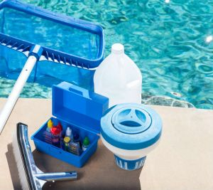 correct pool maintenance equipment