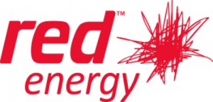 red energy trans logo