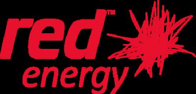 red energy trans logo