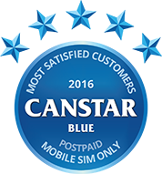 2016 Award for Mobile Postpaid SIM only Providers