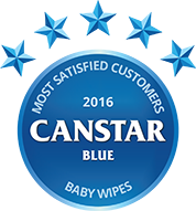 2016 Award for Baby wipes