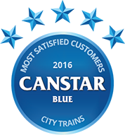 Award for 2016 City trains