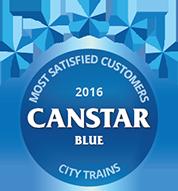 Award for 2016 City trains
