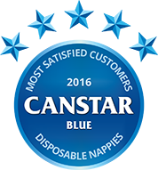 2016 Award for Disposable nappies