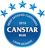 2016 Award for Lawn Mowers