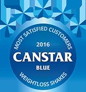 2016 Award for Weight Loss Shakes