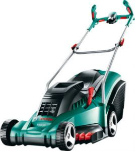 corded electric lawnmower