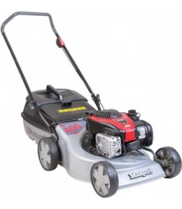silver series lawn mower