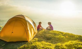 Essential camping gear for your holiday