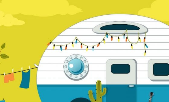 guide to accessories for your caravan