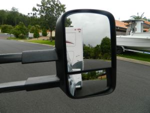 reversing mirrors and cameras for caravans