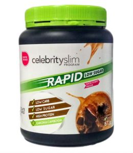 weightloss shakes celebrity slim