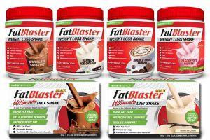 fatblaster shakes