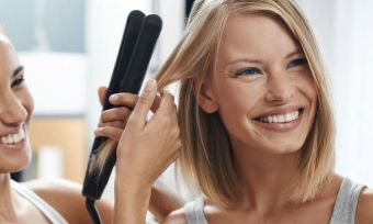 choose straightener for your hair type