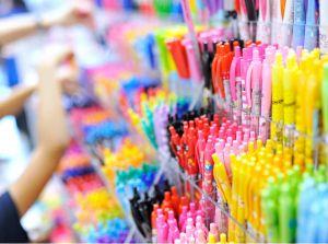 pencils school stationery
