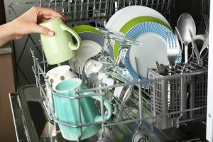 Dishwasher storage