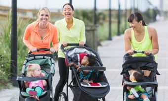 Baby Jogger stroller competition draw