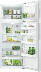 Fisher & Paykel 411L ActiveSmart Top Mount Fridge RF411TRPW6